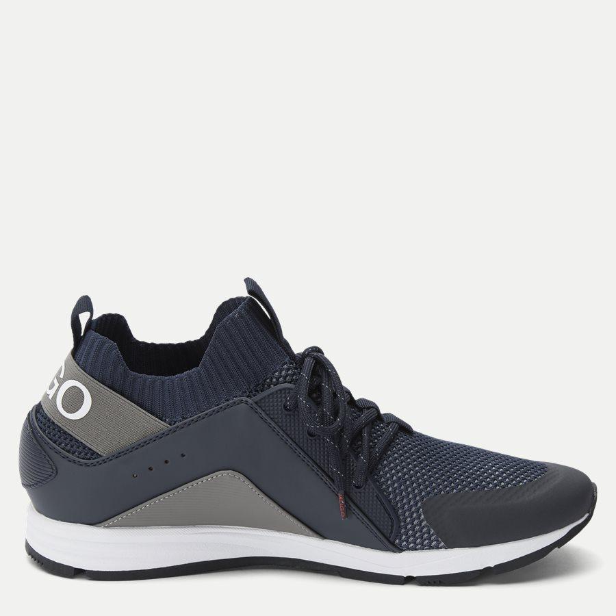 50411281 HYBRID RUNN - Shoes - NAVY - 2