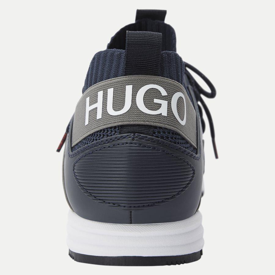 50411281 HYBRID RUNN - Shoes - NAVY - 7