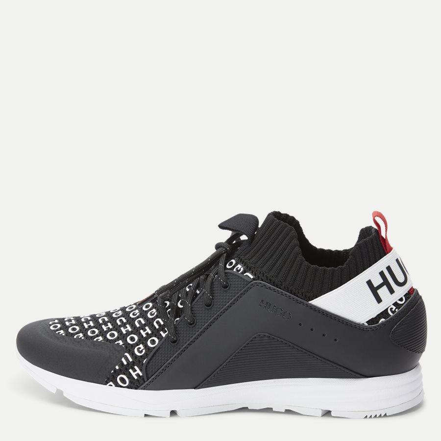 50411282 HYBRID RUNN - Shoes - SORT - 1