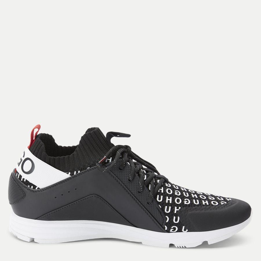 50411282 HYBRID RUNN - Shoes - SORT - 2