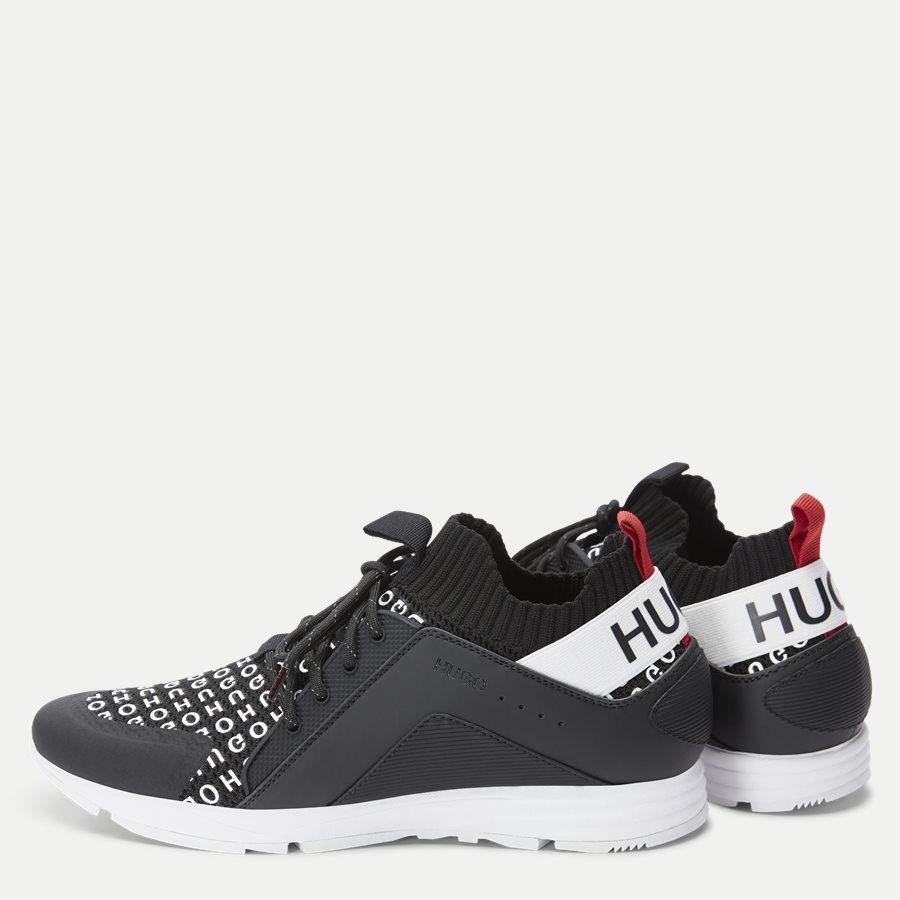 50411282 HYBRID RUNN - Shoes - SORT - 3