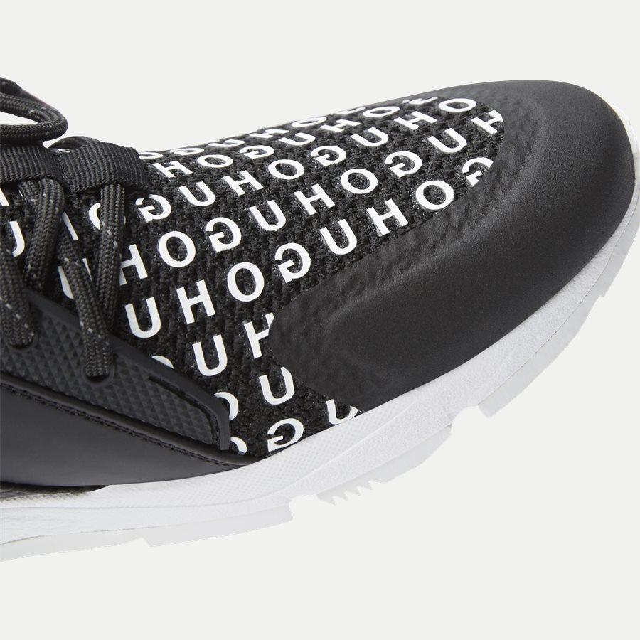 50411282 HYBRID RUNN - Shoes - SORT - 4