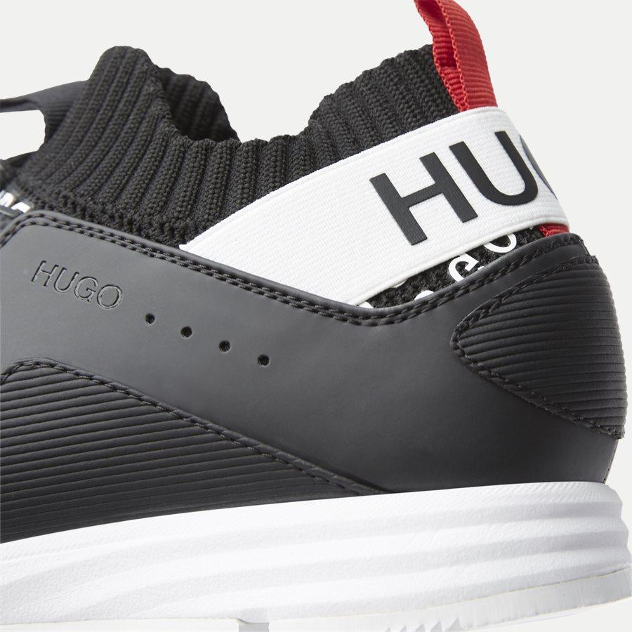 50411282 HYBRID RUNN - Shoes - SORT - 5
