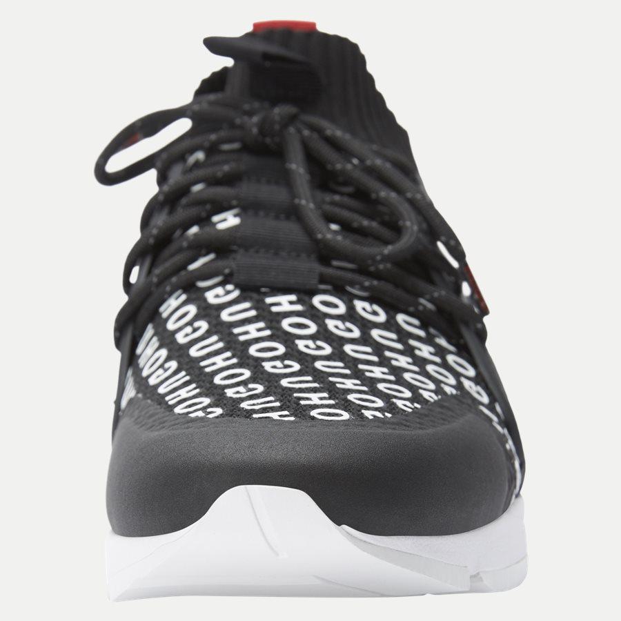 50411282 HYBRID RUNN - Shoes - SORT - 6