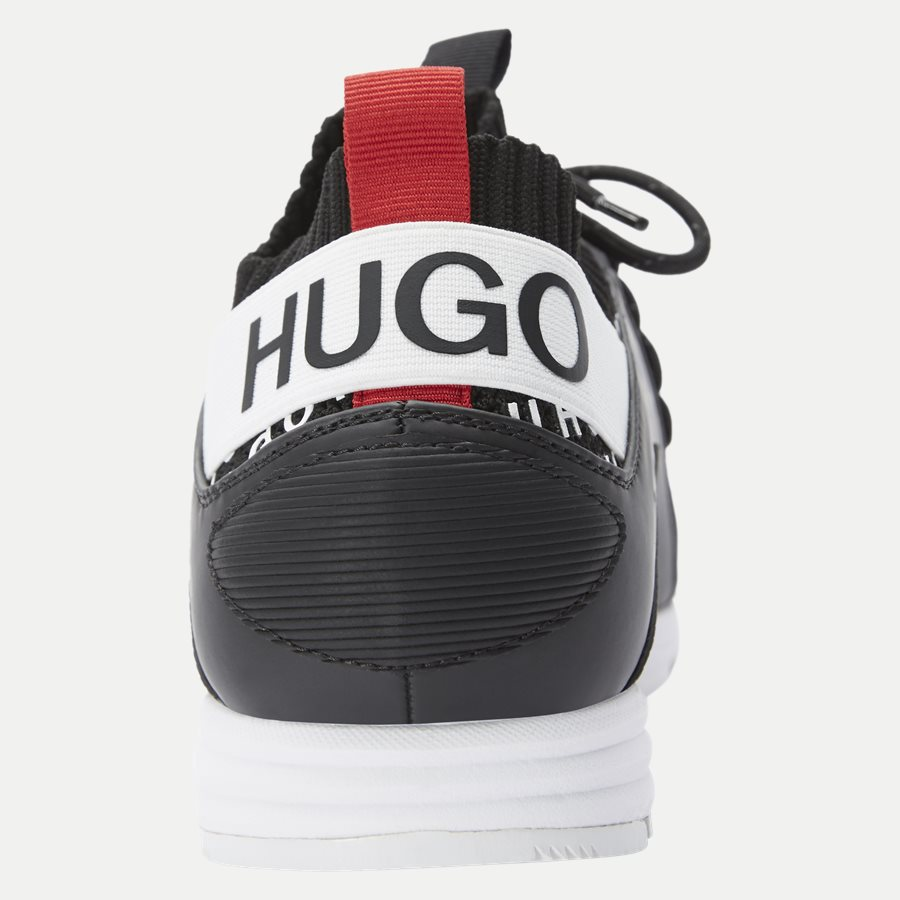 50411282 HYBRID RUNN - Shoes - SORT - 7