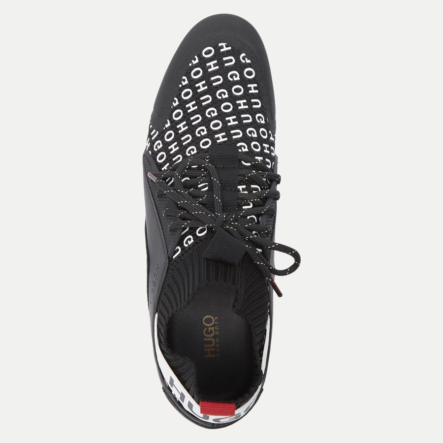 50411282 HYBRID RUNN - Shoes - SORT - 8