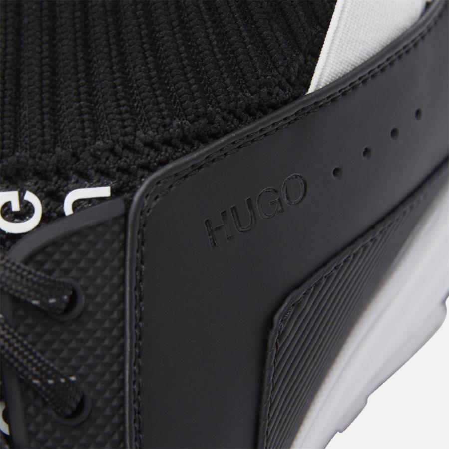 50411282 HYBRID RUNN - Shoes - SORT - 10