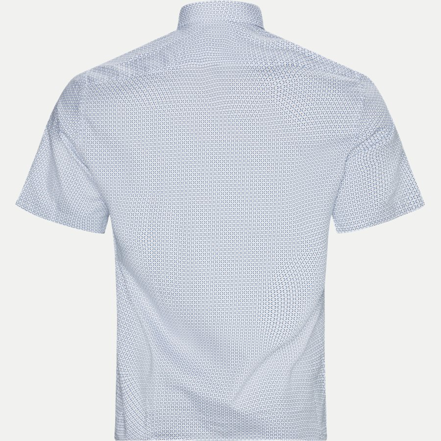 50411912 LUKKA_2F - Lukka_2F Kortærmet Skjorte - Skjorter - Regular - BLÅ - 2