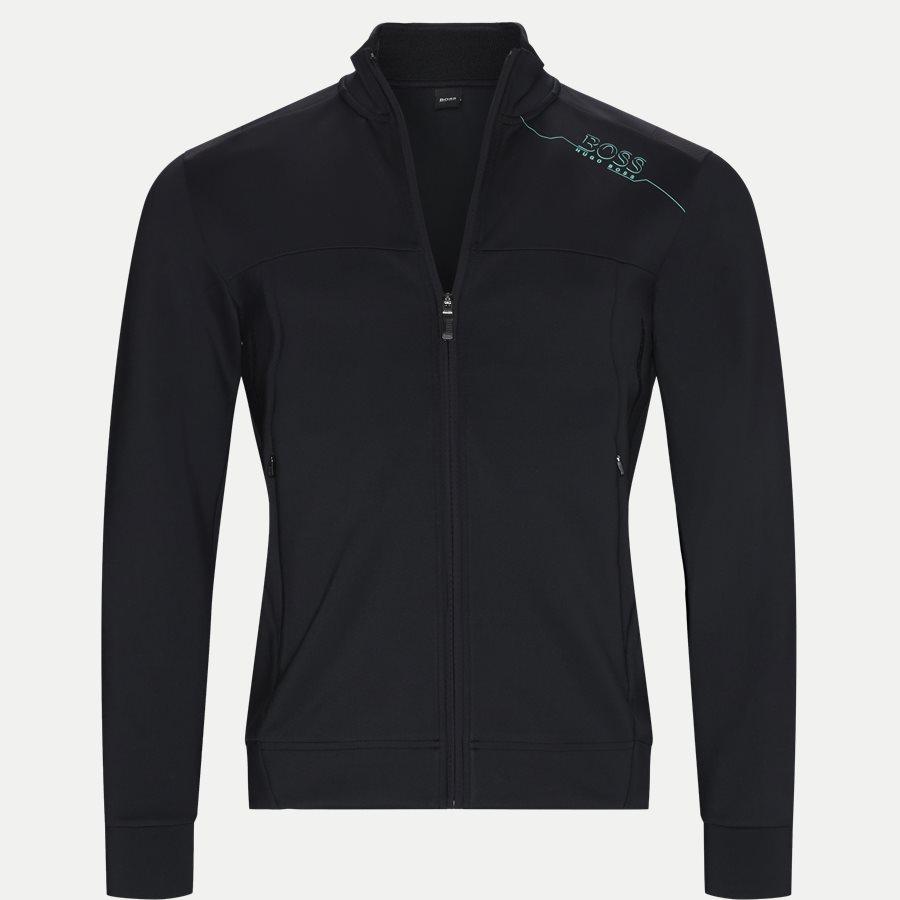 50410375 SICON - Sicon Sweatshirt - Sweatshirts - Slim - SORT - 1