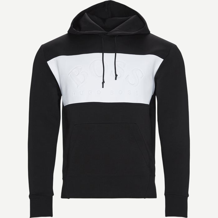 Sly Hoodie - Sweatshirts - Regular - Sort