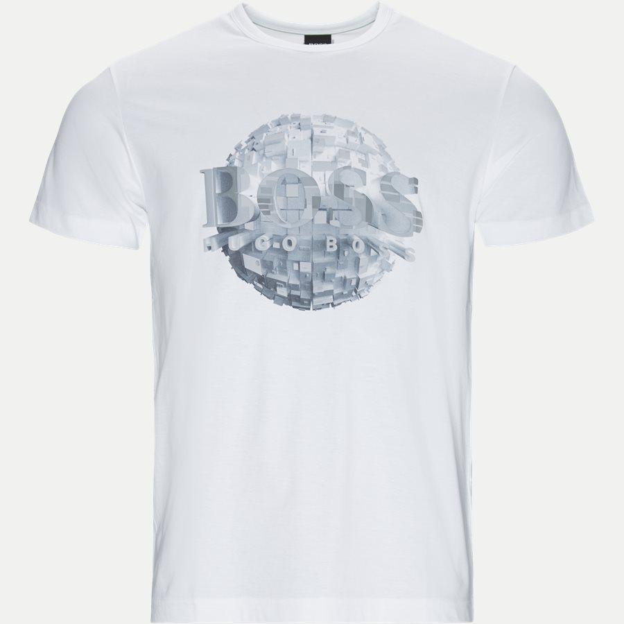 50410475 TEE 4 - Tee4 T-shirt - T-shirts - Regular - HVID - 1