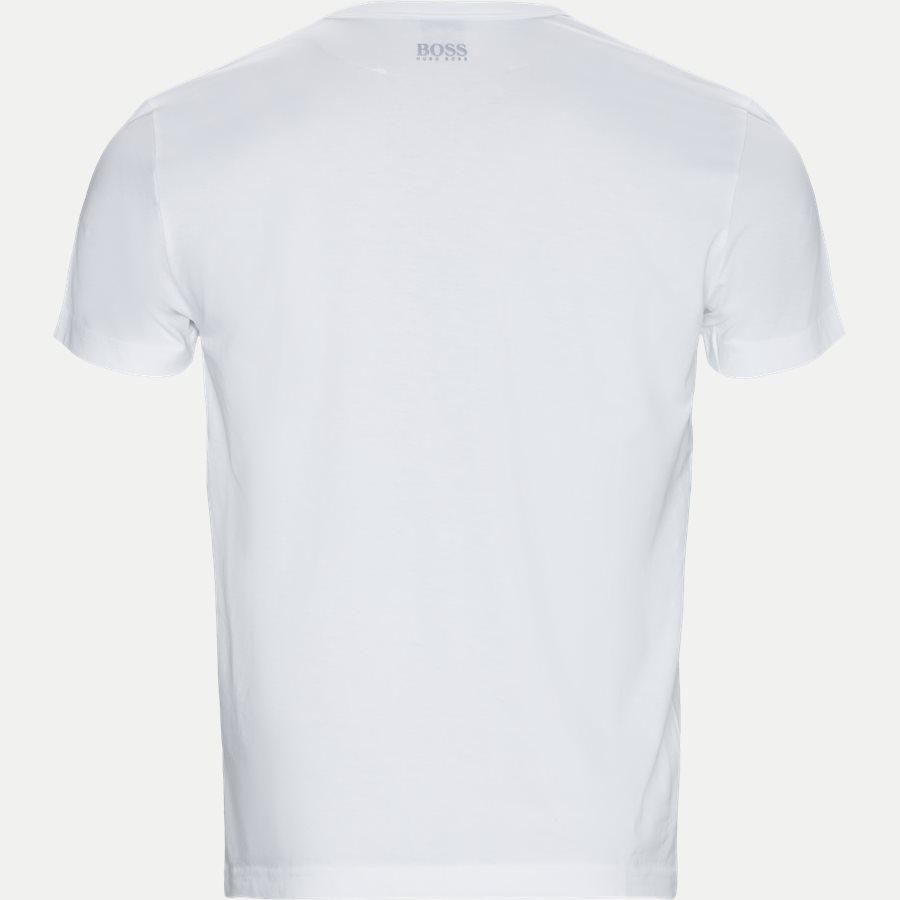 50410475 TEE 4 - Tee4 T-shirt - T-shirts - Regular - HVID - 2