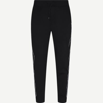 Drapani Sweatpants Slim | Drapani Sweatpants | Sort
