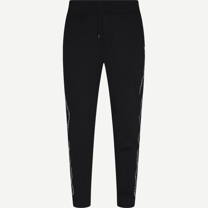 Drapani Sweatpants - Bukser - Slim - Sort