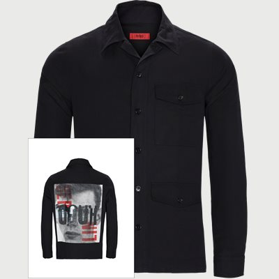Regular | Shirts | Black