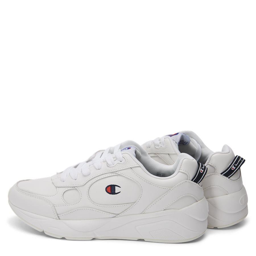 LEXINGTON SUEDE S21218 - Shoes - HVID/HVID - 3