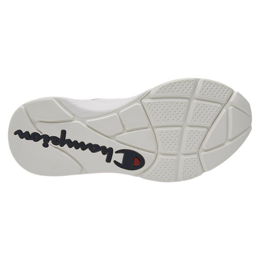 LEXINGTON SUEDE S21218 - Lexington Suede Sneaker - Sko - HVID/HVID - 9