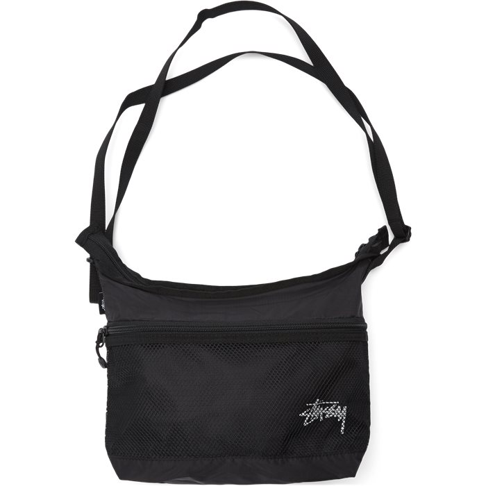 Shoulder Bag - Tasker - Sort