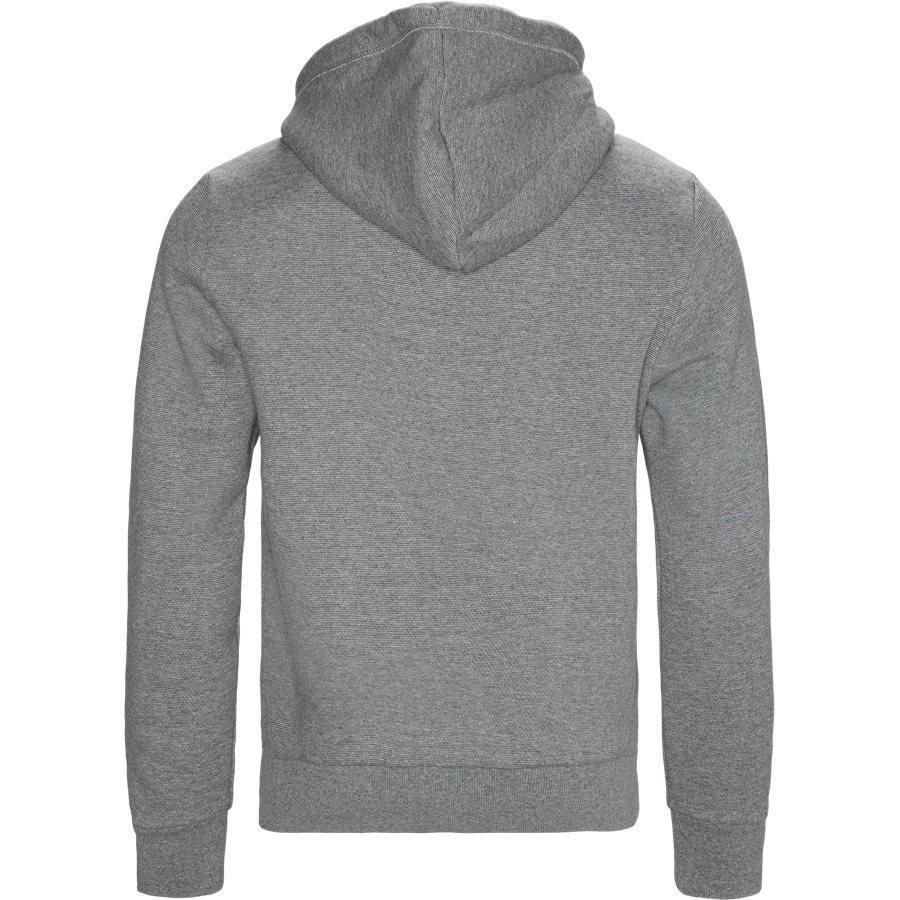 M2000021A - M2000021A Hoodie - Sweatshirts - Regular - GRÅ - 2