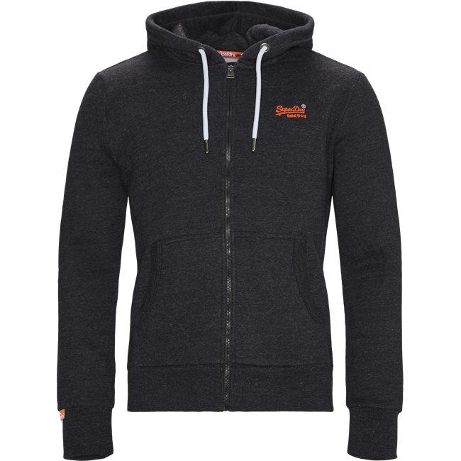M2000022A Zip Sweatshirt