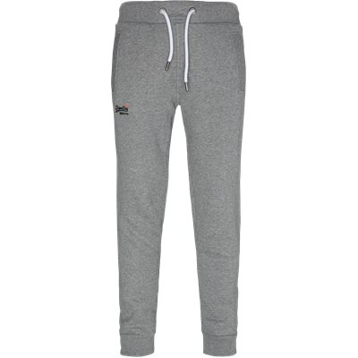 M7000013A Sweatpants Slim | M7000013A Sweatpants | Grå