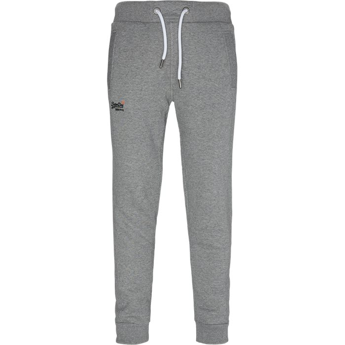 M7000013A Sweatpants - Bukser - Slim - Grå