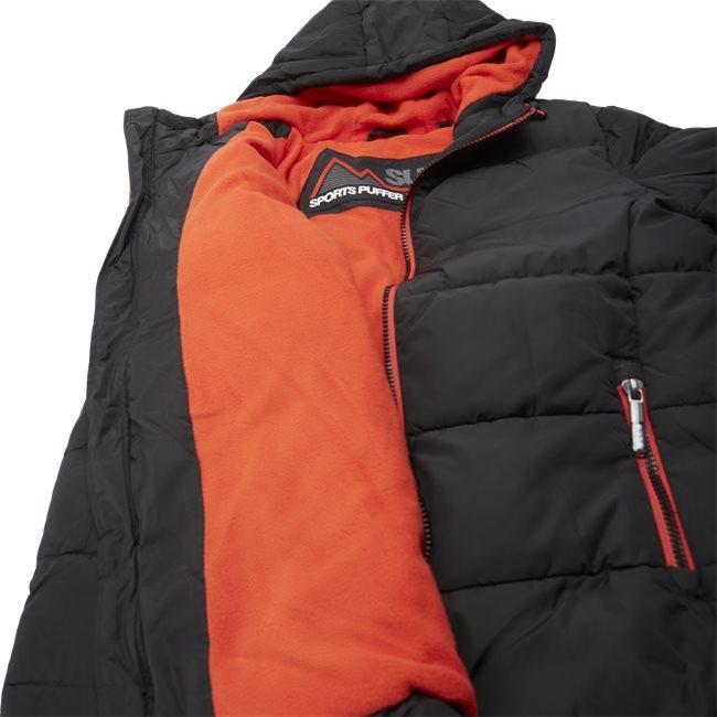 Sports Puffer Jacket
