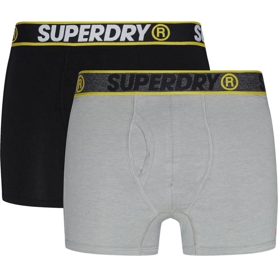 M31000 - Underwear - GRÅ - 1