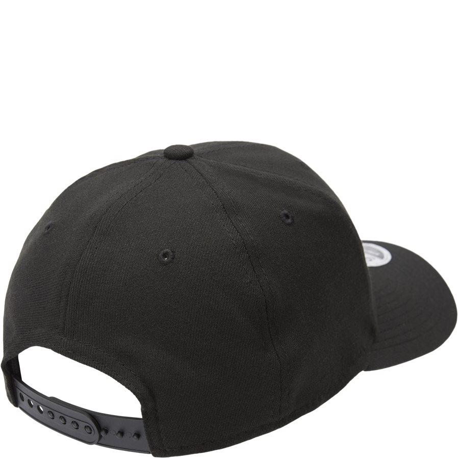 950 NY SNAP 11871279 - NY Snapback Cap - Caps - SORT/HVID - 2