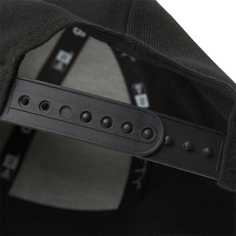 950 NY SNAP 11871279 - NY Snapback Cap - Caps - SORT/HVID - 9