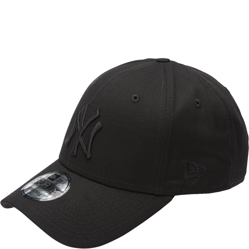 Image of   New Era Snapback Cap Ny Sort/sort
