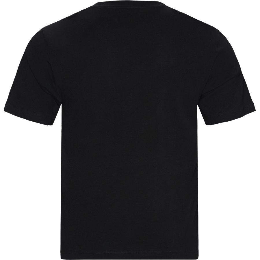 MONOGRAM EMBRO SS - T-shirts - SORT - 2