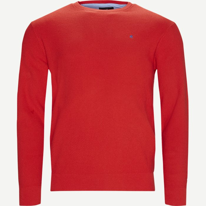 Knitwear - Regular - Red