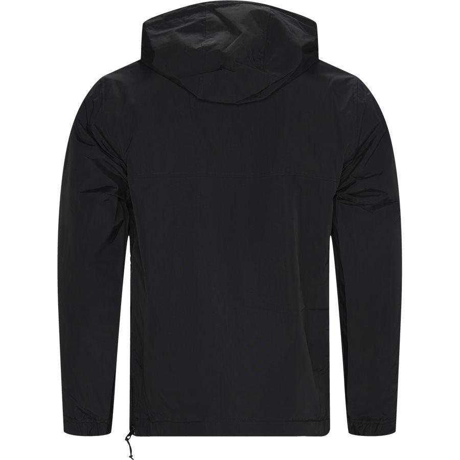 NIMBUS PULLOVER I027639 - Nimbus Pullover Jacket - Jakker - Regular - BLACK - 2