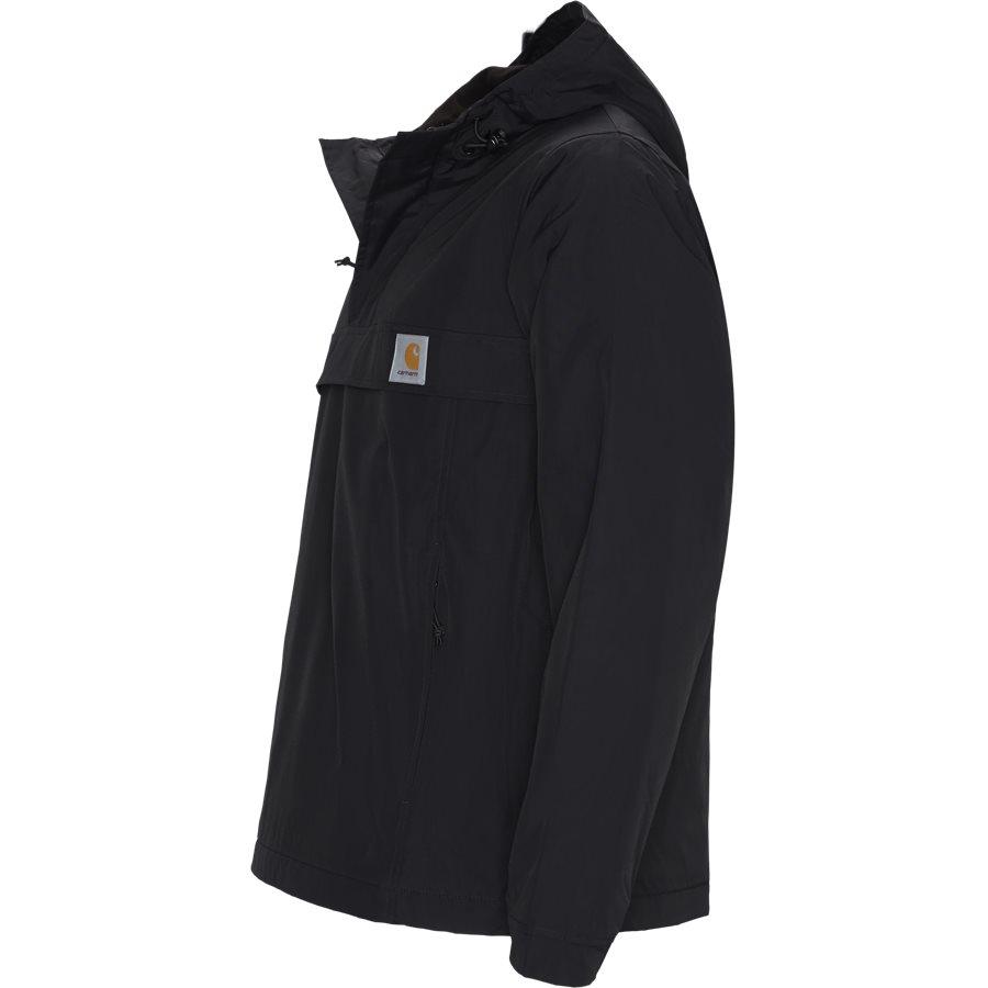 NIMBUS PULLOVER I027639 - Nimbus Pullover Jacket - Jakker - Regular - BLACK - 3