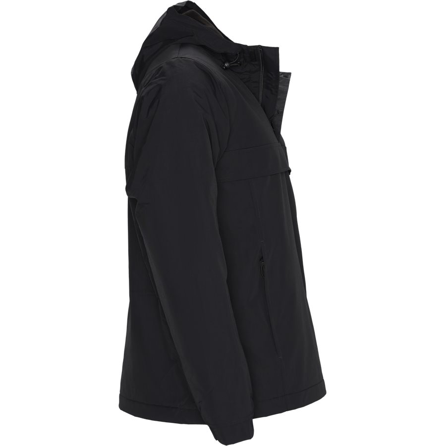 NIMBUS PULLOVER I027639 - Nimbus Pullover Jacket - Jakker - Regular - BLACK - 4