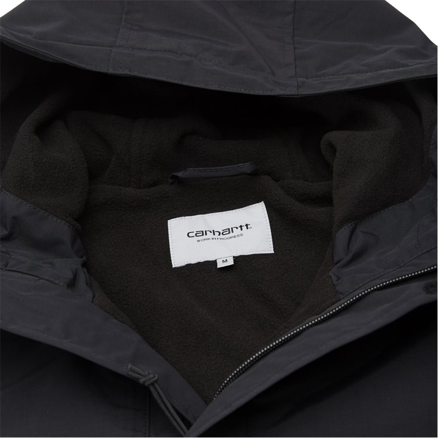 NIMBUS PULLOVER I027639 - Jackets - Regular - BLACK - 5