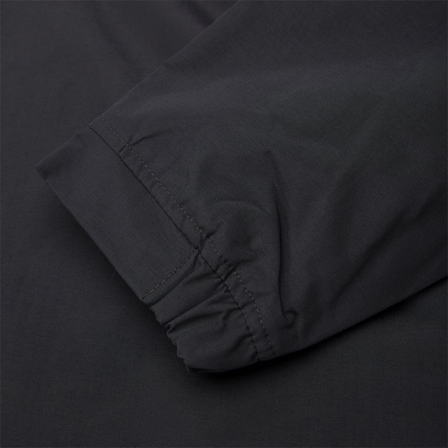 NIMBUS PULLOVER I027639 - Nimbus Pullover Jacket - Jakker - Regular - BLACK - 8