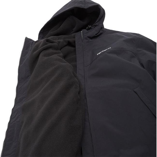 Hooded Sail Jacket