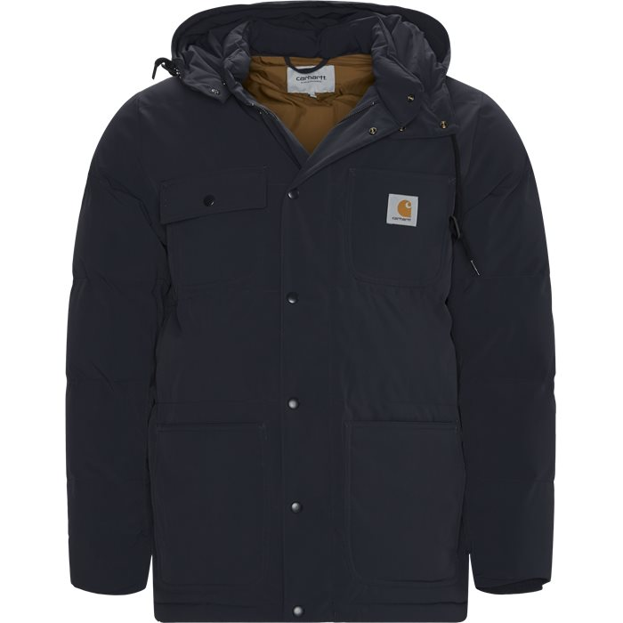 Alpine Coat - Jakker - Regular - Blå