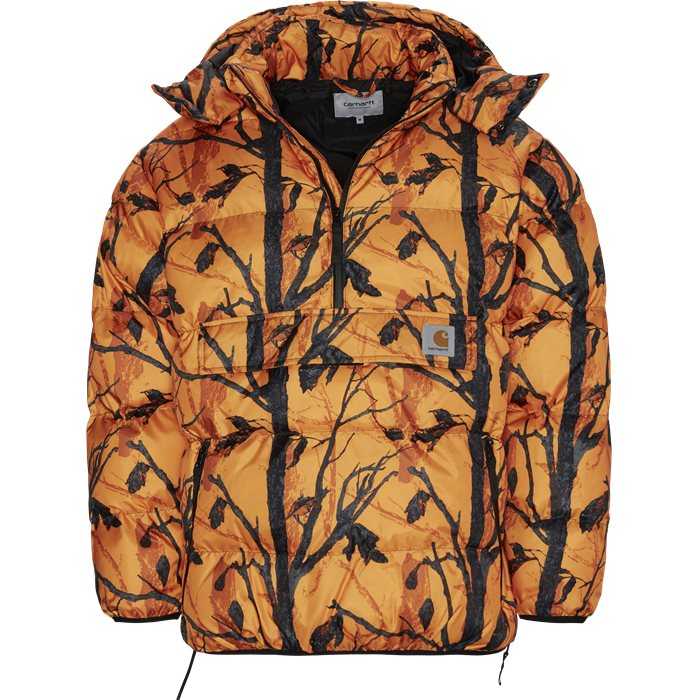 Jones Pullover  - Jakker - Regular - Orange