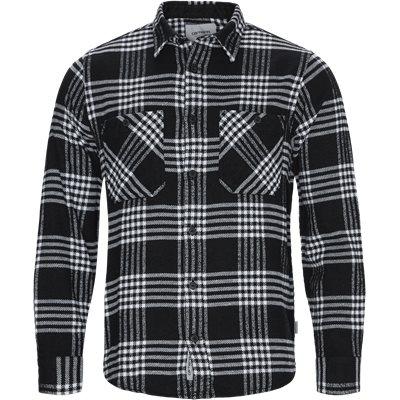 L/S Lambie Shirt Loose | L/S Lambie Shirt | Sort