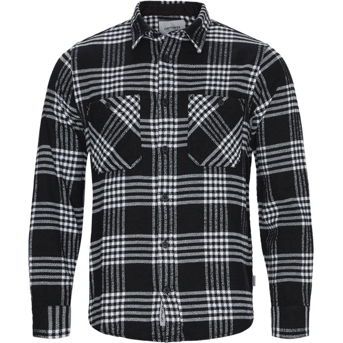 L/S Lambie Shirt - Skjorter - Loose - Sort