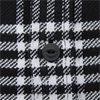 L/S LAMBIE SHIRT I026821 - L/S Lambie Shirt - Skjorter - Loose - CHECK/BLK/WHI - 4