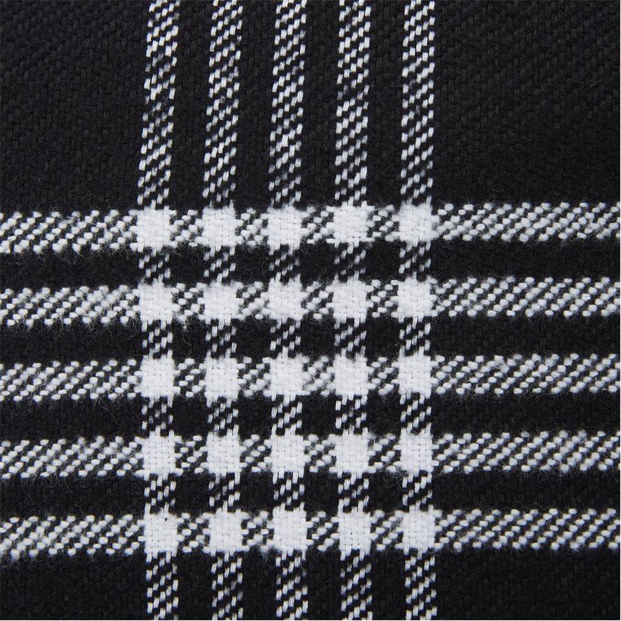 L/S LAMBIE SHIRT I026821 - L/S Lambie Shirt - Skjorter - Loose - CHECK/BLK/WHI - 7