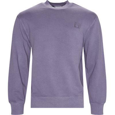 Sedona Crewnneck Sweatshirt Regular | Sedona Crewnneck Sweatshirt | Lilla