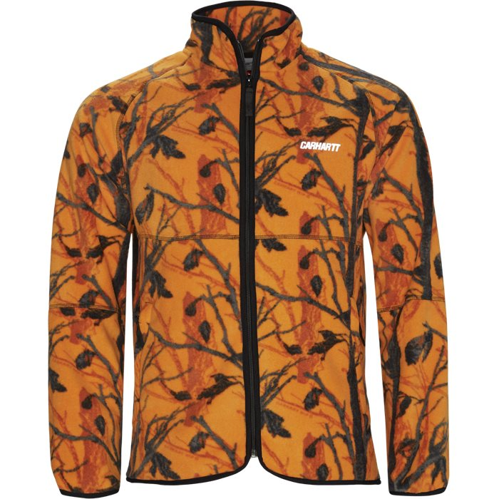 Beaufort Jacket - Sweatshirts - Regular - Orange