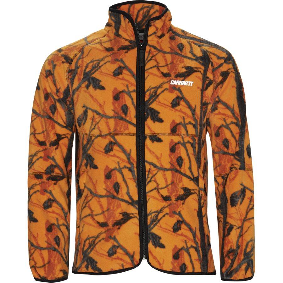BEAUFORT JACKET I027023 - Beaufort Jacket - Sweatshirts - Regular - CAMO/ORANGE/GREY - 1