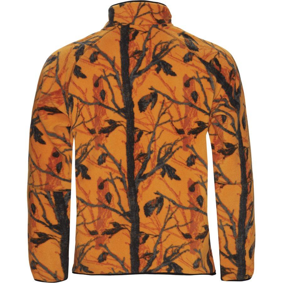 BEAUFORT JACKET I027023 - Sweatshirts - Regular - CAMO/ORANGE/GREY - 2