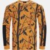 L/S KLICKS I026991 - L/S Klicks Tee - T-shirts - Regular - CAMO/ORANGE/BLK - 1